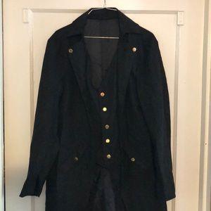 Ring master jacket